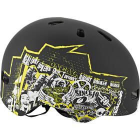 O'Neal Dirt Lid ZF Casco Bones, rift yellow